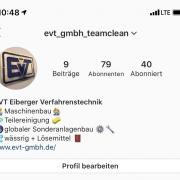 Instagram Account EVT